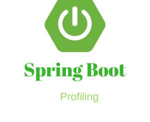 Spring Boot profiling dev,qa and prod