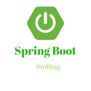 Spring Boot profiling dev,qa and prod