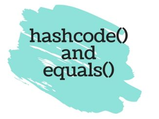 Hashcode And Equals