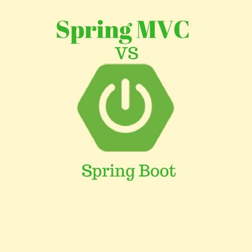 Spring MVC Vs Spring boot