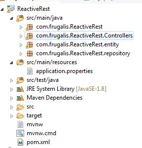 Reactive Programming Spring boot MongoDB - FrugalisMinds