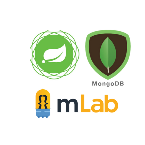 Spring Boot MongoDB +MLAB