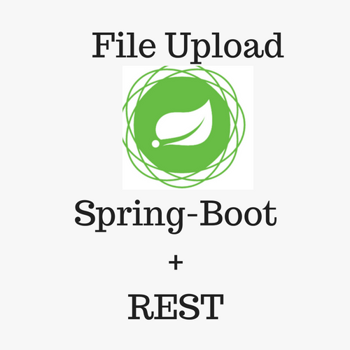 How to Upload File Using Spring Boot and REST - FrugalisMinds