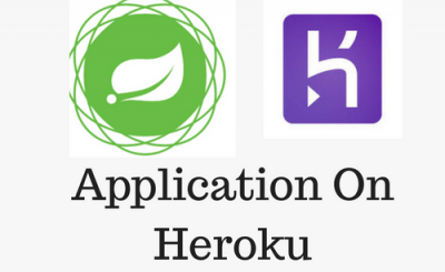 Deploy Spring Boot On heroku
