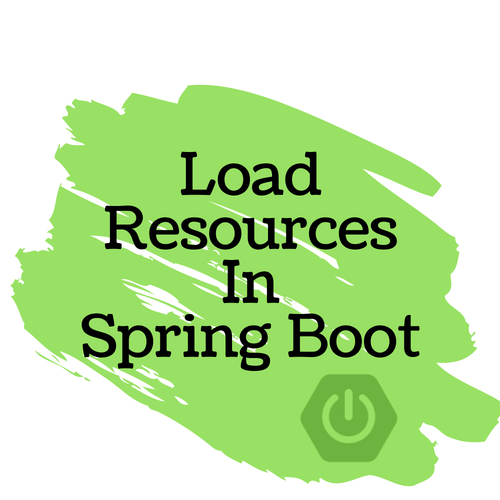 Load a File From Classpath In Spring Boot - FrugalisMinds