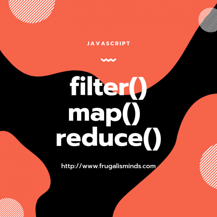 filter map and reduce