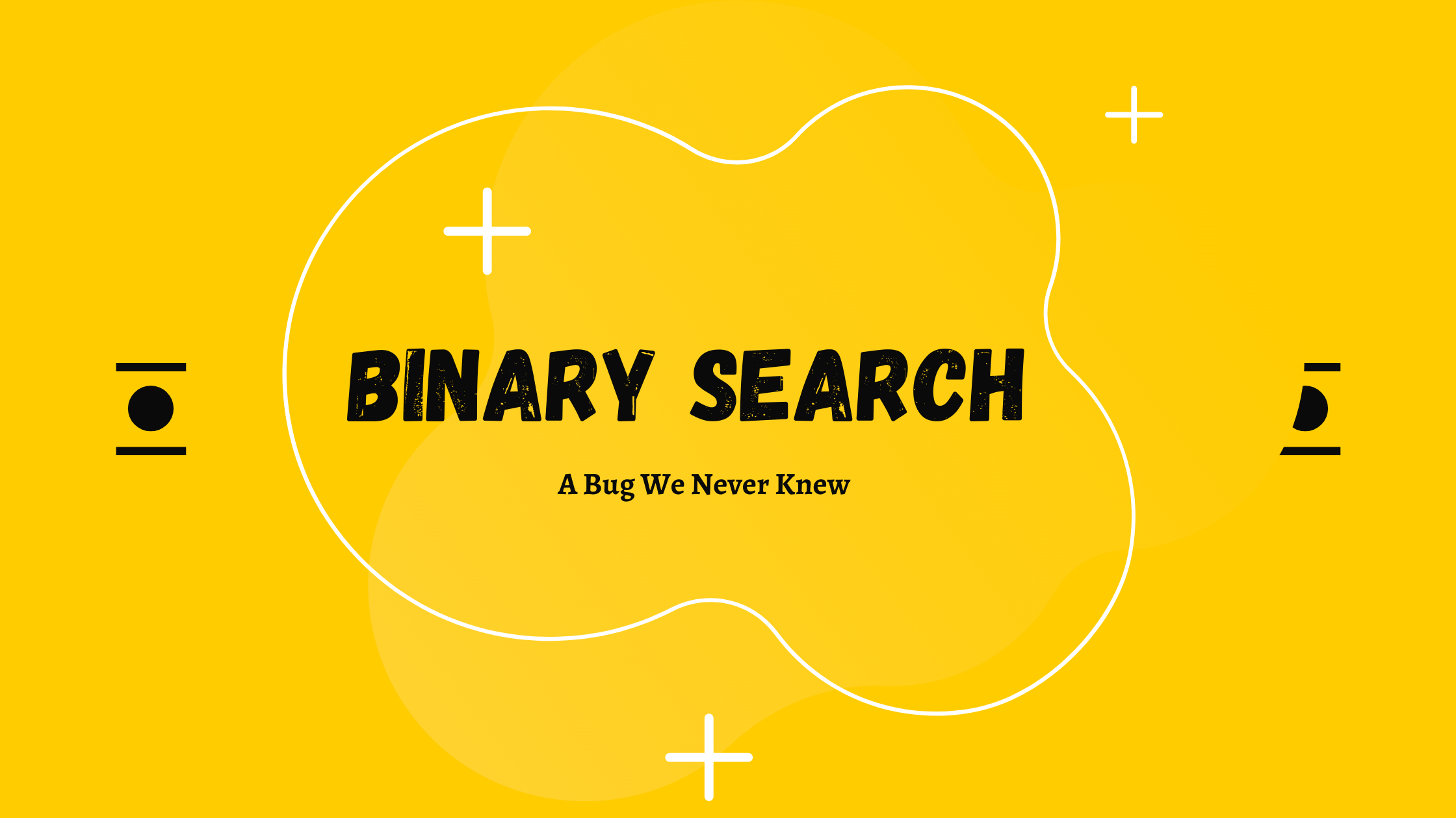 Binary Search Java